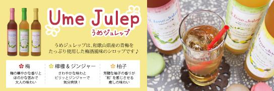 【レールPOP】うめジュレップ3種(メッサオークワ様)小杉さん
