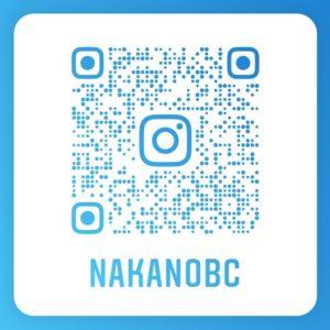 【QR】中野BCインスタアカウント(正方形)
