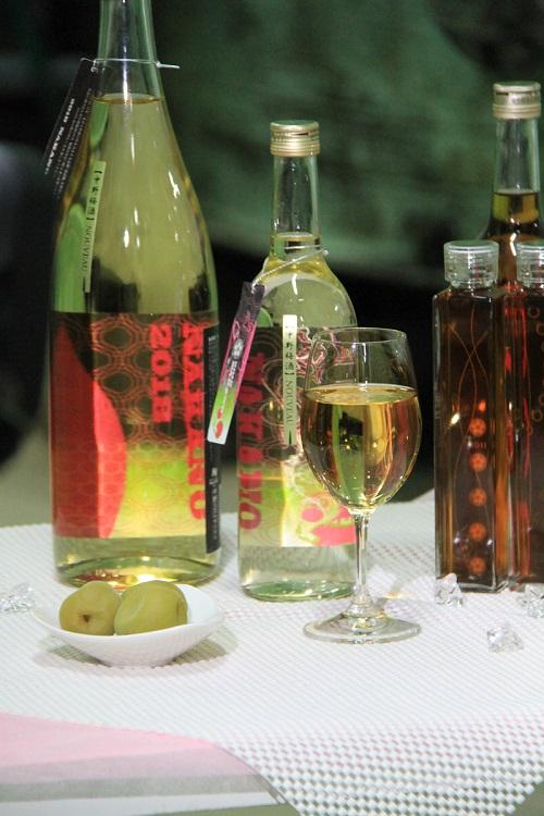 中野梅酒NOUVEAU へのカウントダウン・・・!!