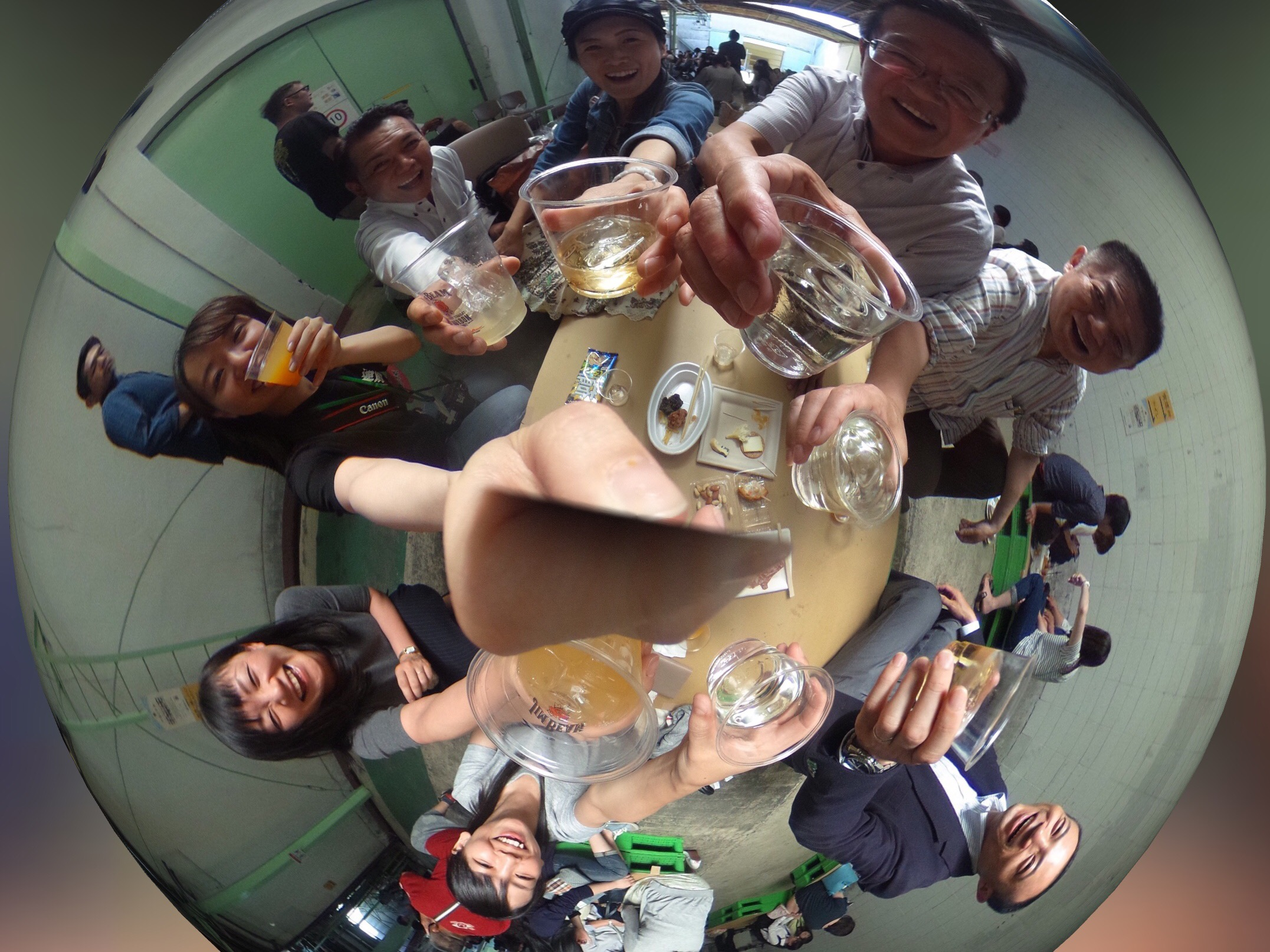 360度楽しめる梅酒BAR!!♡