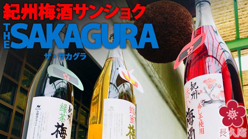 4/29テレビ公開決定?!「THE SAKAGURA 前夜 赤い梅酒」